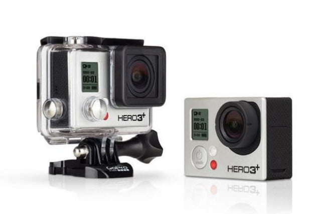 gopro announces new hero  plus