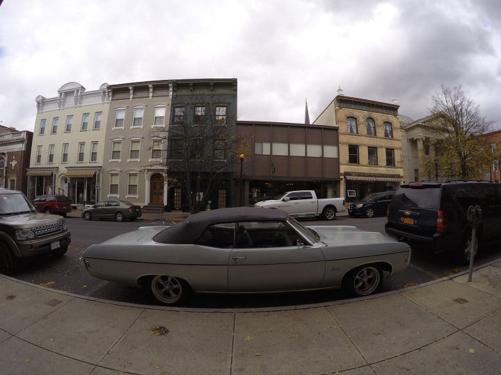 gopro hero  silver review sample image