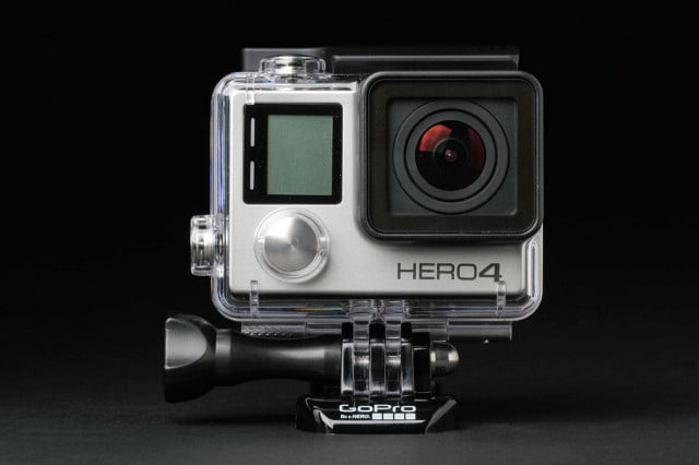 gopro accessory bundle deal hero  silver front full