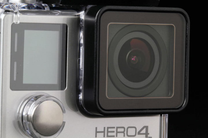 gopro hero  silver review viewfinder