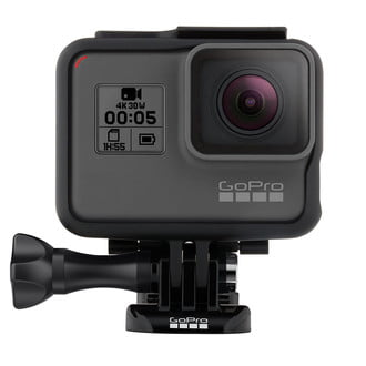 gopro hero  black review product