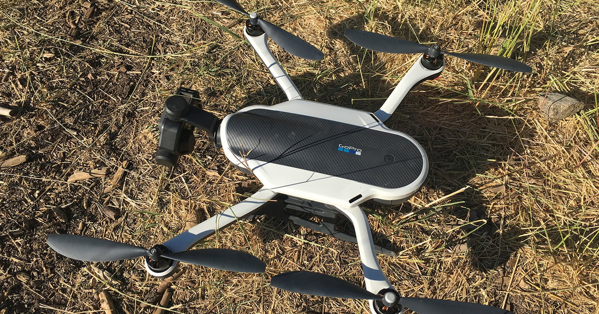 GoPro Will Relaunch Recalled Karma Drone In 2017