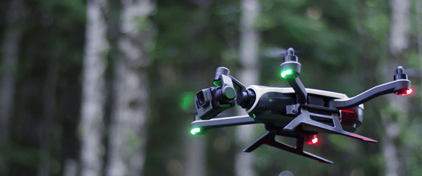 GoPro takes off with a new foldable Karma drone, Hero5 cam, and more