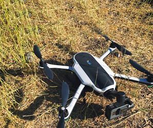 Sleek and easy to fly, GoPro's Karma is a drone for the masses
