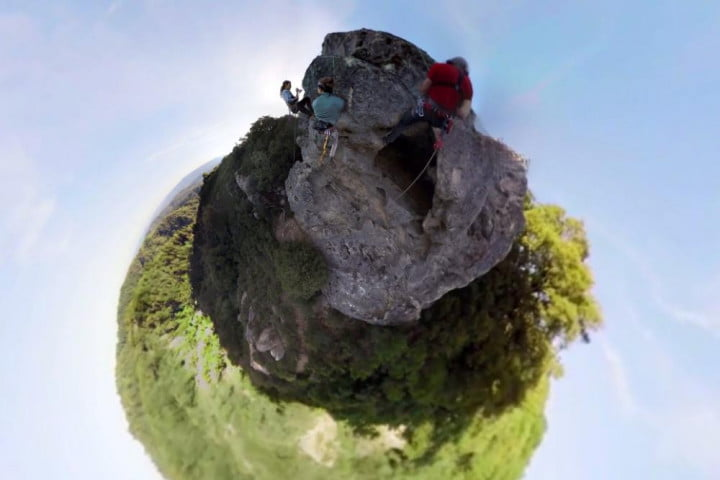 gopro gets into vr and spherical content creation with latest acquisition kolor little planet