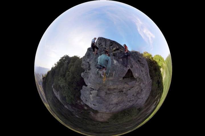 gopro gets into vr and spherical content creation with latest acquisition kolor mirror ball