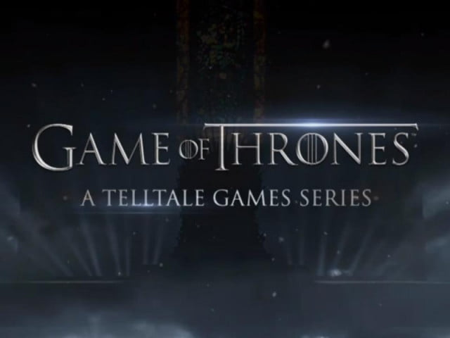 game thrones video series arriving  got