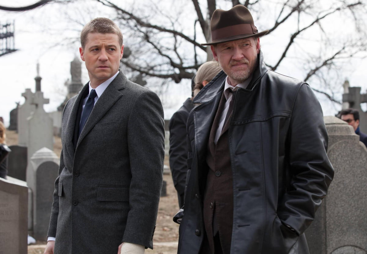 Gotham Gordon and Bullock