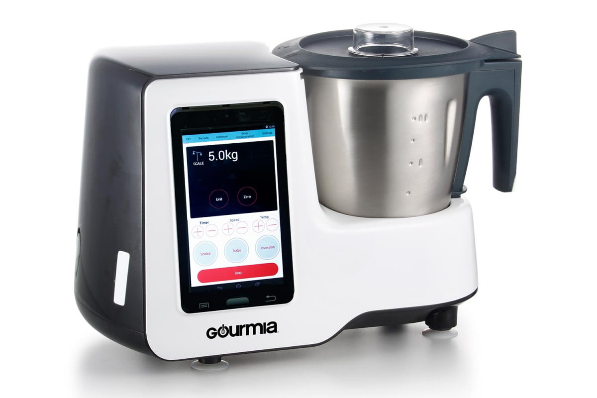 gourmia introduces a smart multicooker and sous vide iot cooker