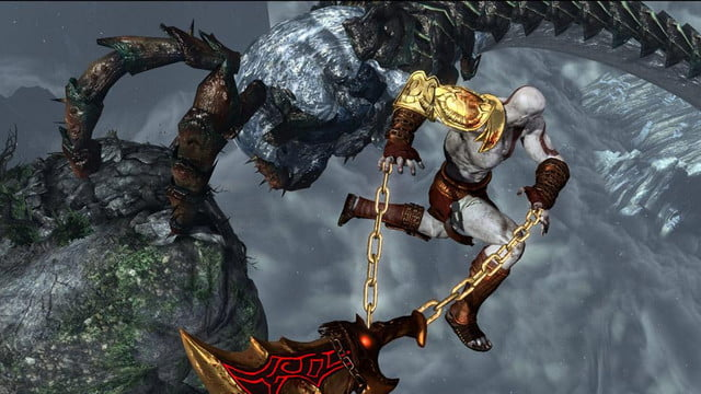 god of war  remastered out today gow remast header