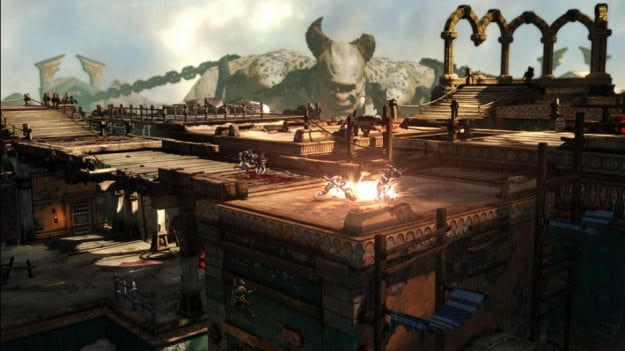 God Of War: Ascension multiplayer