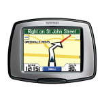 GPS Garmin car tech