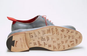 GPS Shoes Design