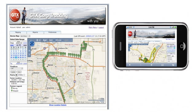 gps-tracking-shoes-map-gtx
