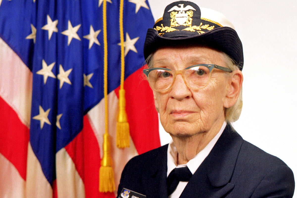 do you know grace hopper gracehopper header