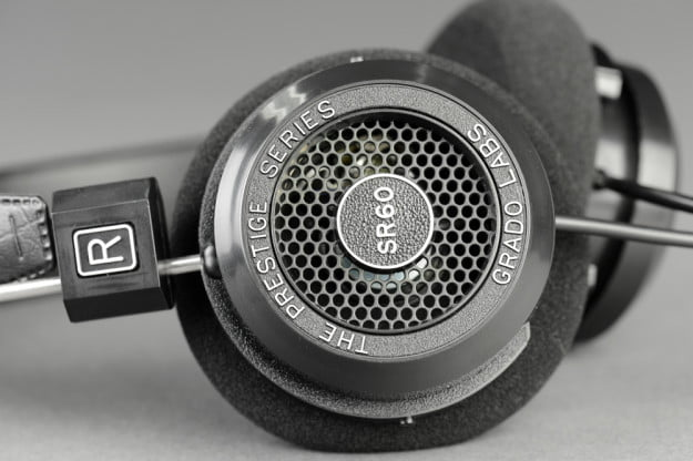 Grado SR60i Review enclosure