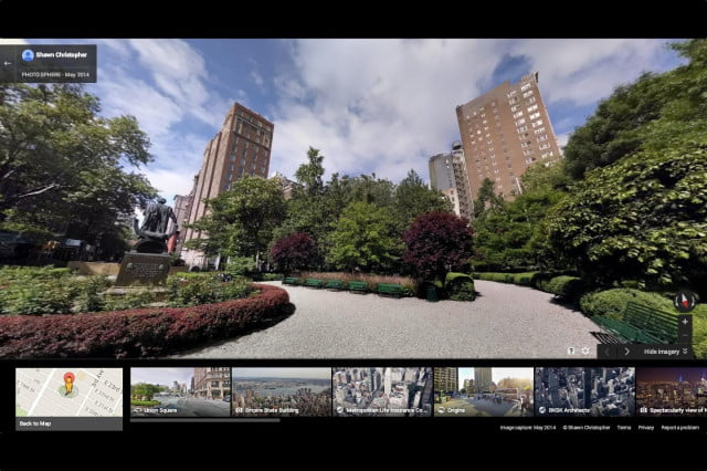 impenetrable google maps scales walls nycs gramercy park shawn christopher