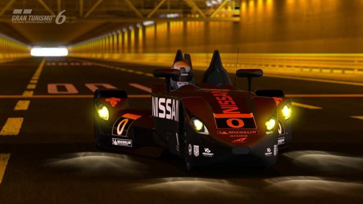 gran turismo  review deltawing routex