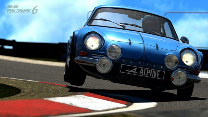 gran turismo  review new physics engine