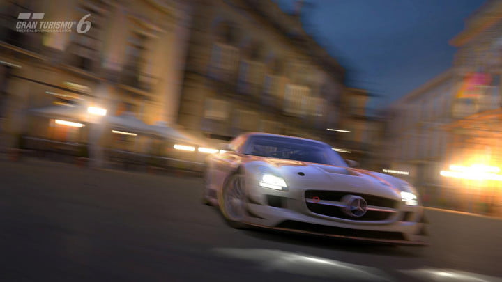 gran turismo  review sls gt siracusa