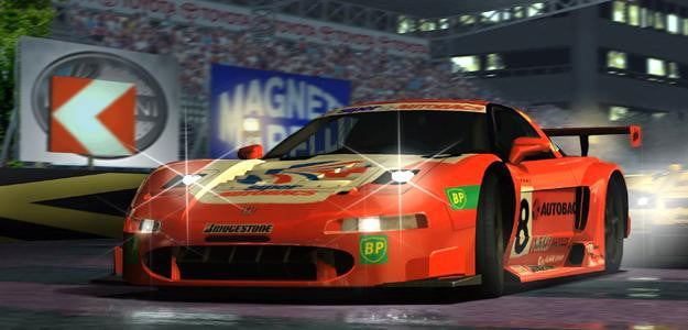 gran turismo a spec screenshot playstation 2 racing game