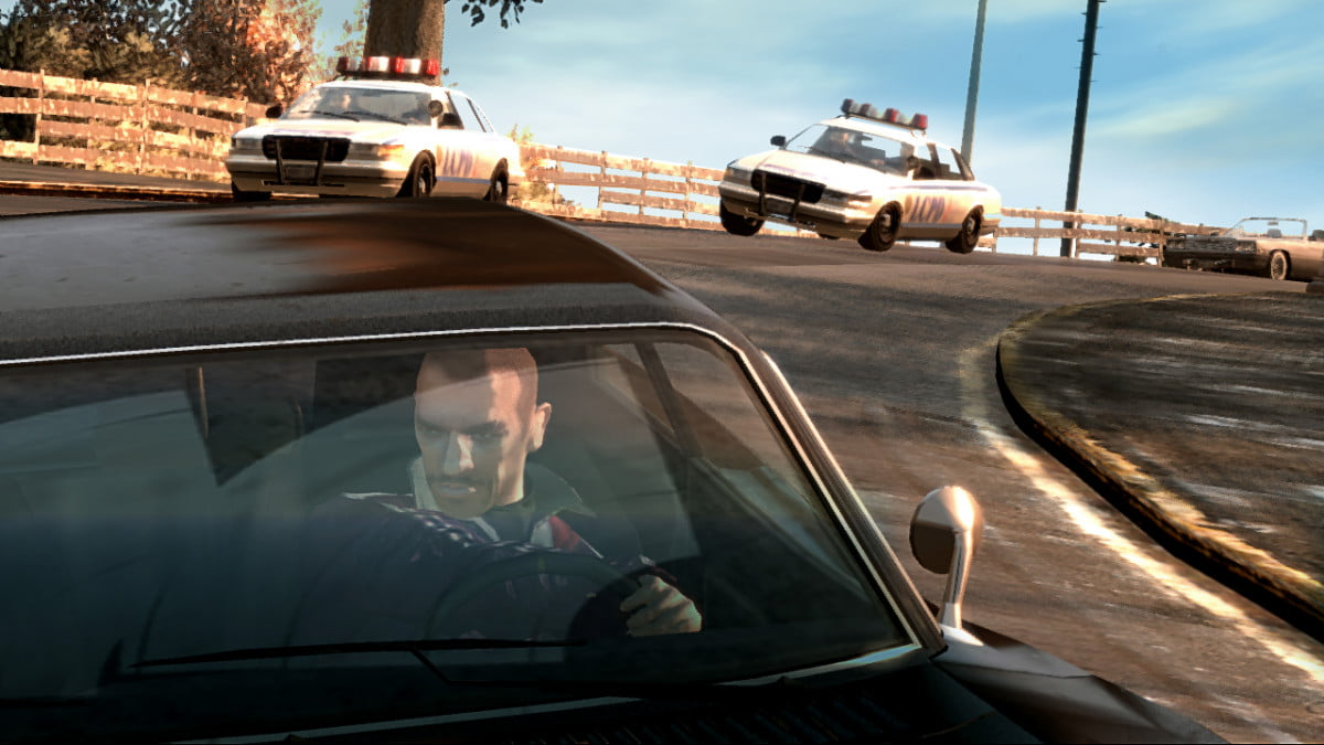 grand theft auto movie bill paxton daniel radcliffe  screenshot
