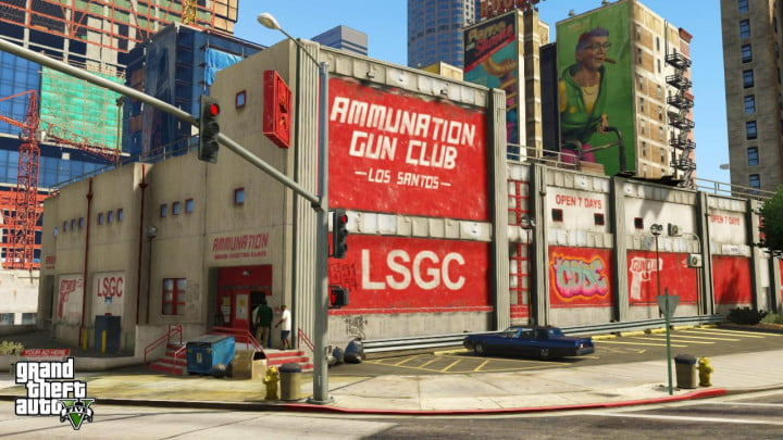 Grand Theft Auto 5 Stuff you should try