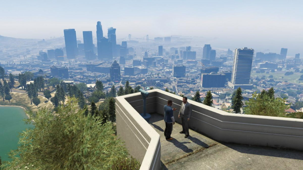 grand theft auto v got whole mess new music  radio stations