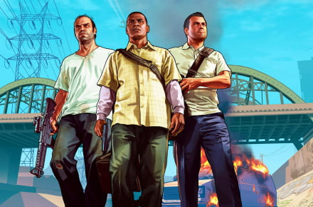 Grand Theft Auto 5 review main
