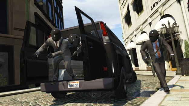 Grand Theft Auto 5 Making money