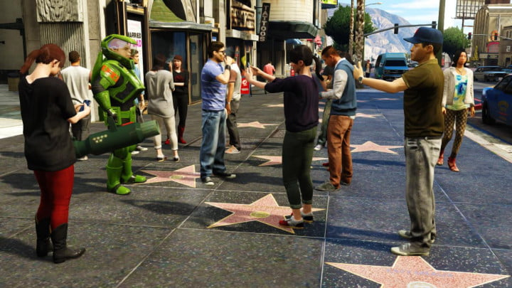 Grand Theft Auto 5 Strangers and Freaks 1