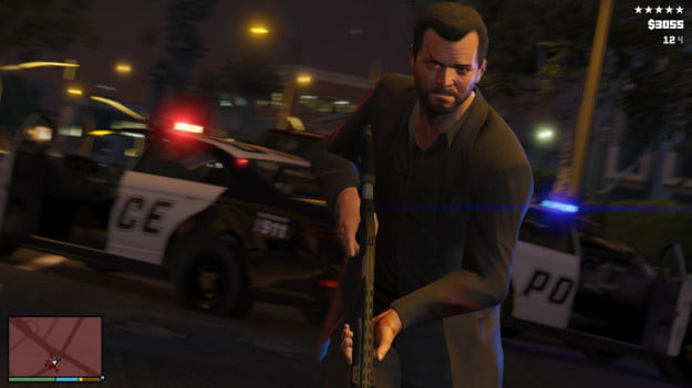 Grand Theft Auto 5 Screenshot_HUD_002