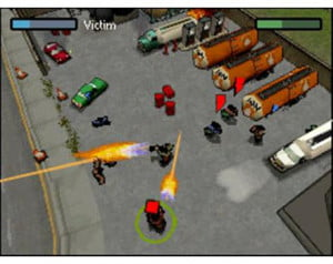 Grand Theft Auto Chinatown Wars Screenshot