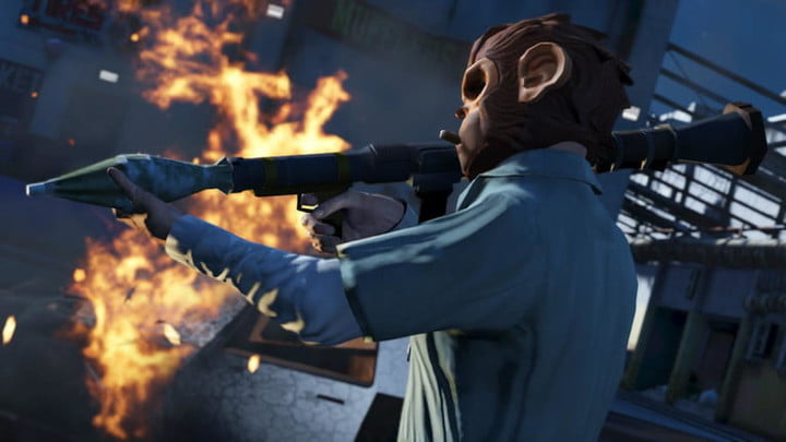 grand theft auto v shakes up the franchise with new ideas and narrative solutions rocket launcher