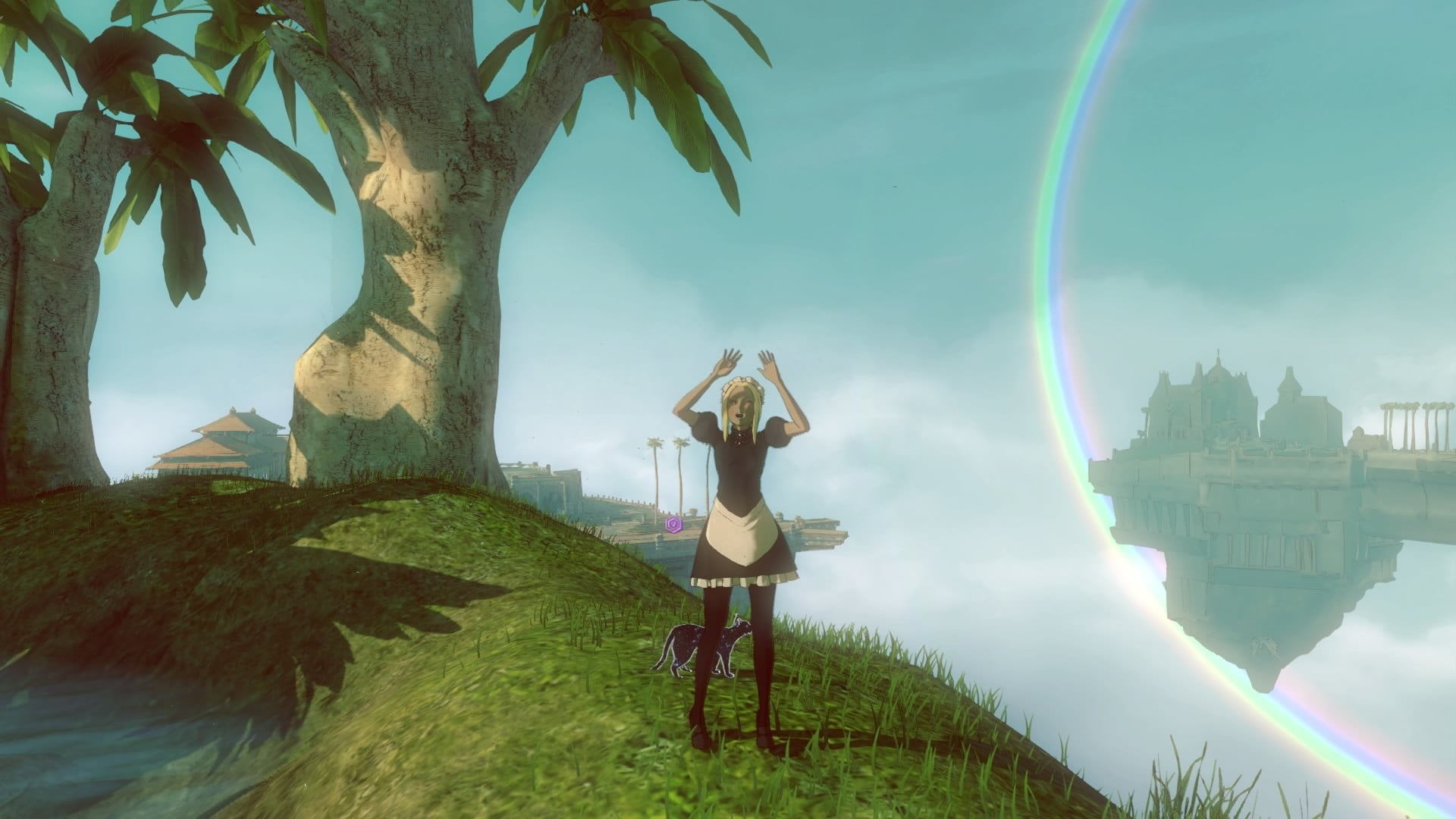 How To Get The Cat Suit In Gravity Rush