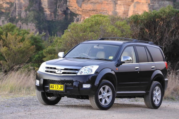 Great Wall X240 Australia recalls Chinese cars over asbestos in gaskets