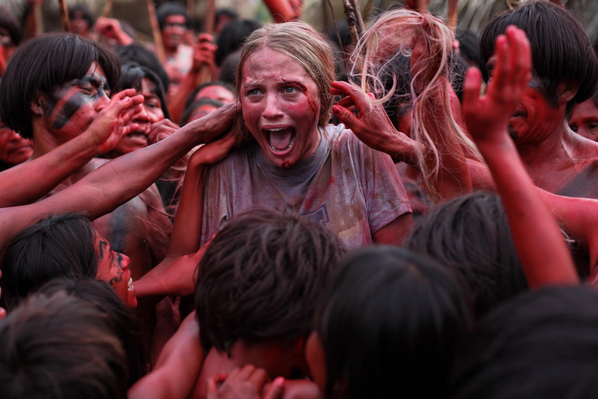 eli roths cannibal movie green inferno delayed indefinitely
