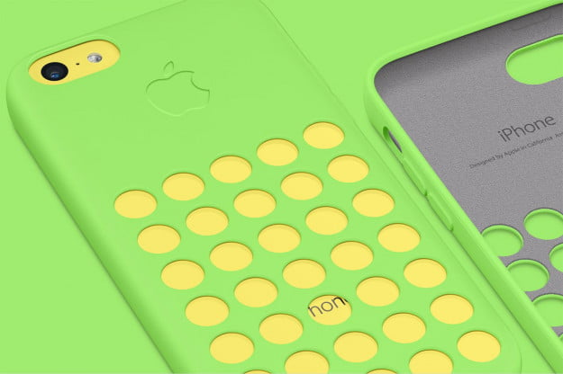 green yellow case iphone 5c