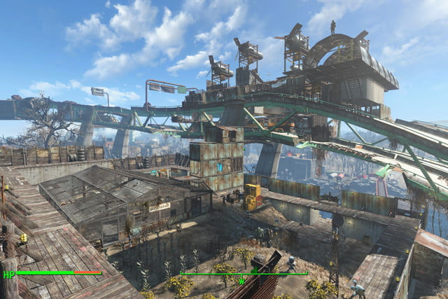 The best fallout 4 settlements and structures digital trends for Best house design fallout 4