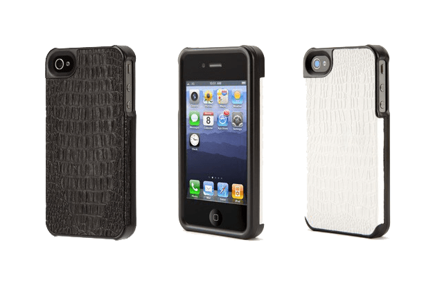 Griffin Elan Form Exotics cases for iPhone 4