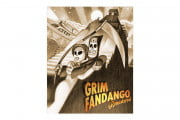 days review grim fandango remastered cover art