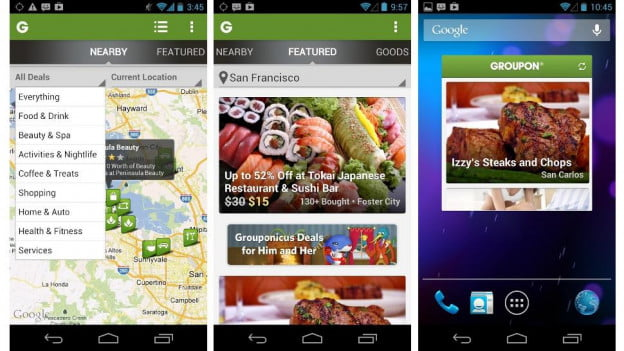 Groupon-Android-apps-screenshot
