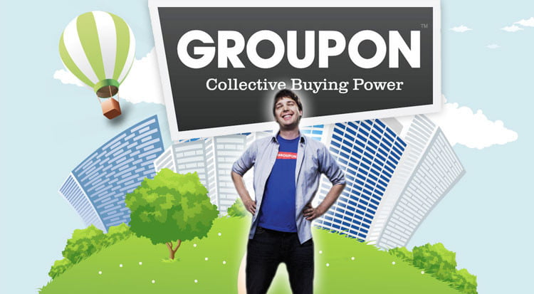 Groupon stock options employees