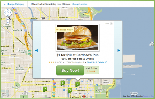 groupon now chicago