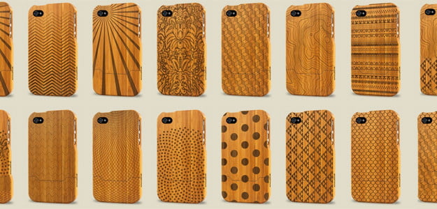 Grove Bamboo iPhone 44S Case
