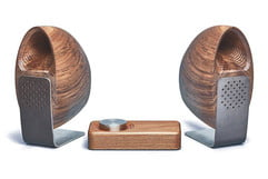grovemade wood speakers and amp review walnut product