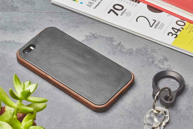 grovemade releases iphone  cases accessories wood leather walnut galb b