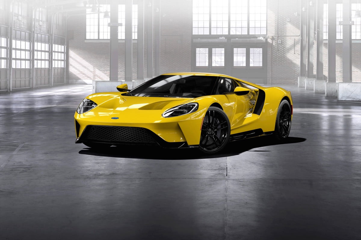 ford gt production run extended