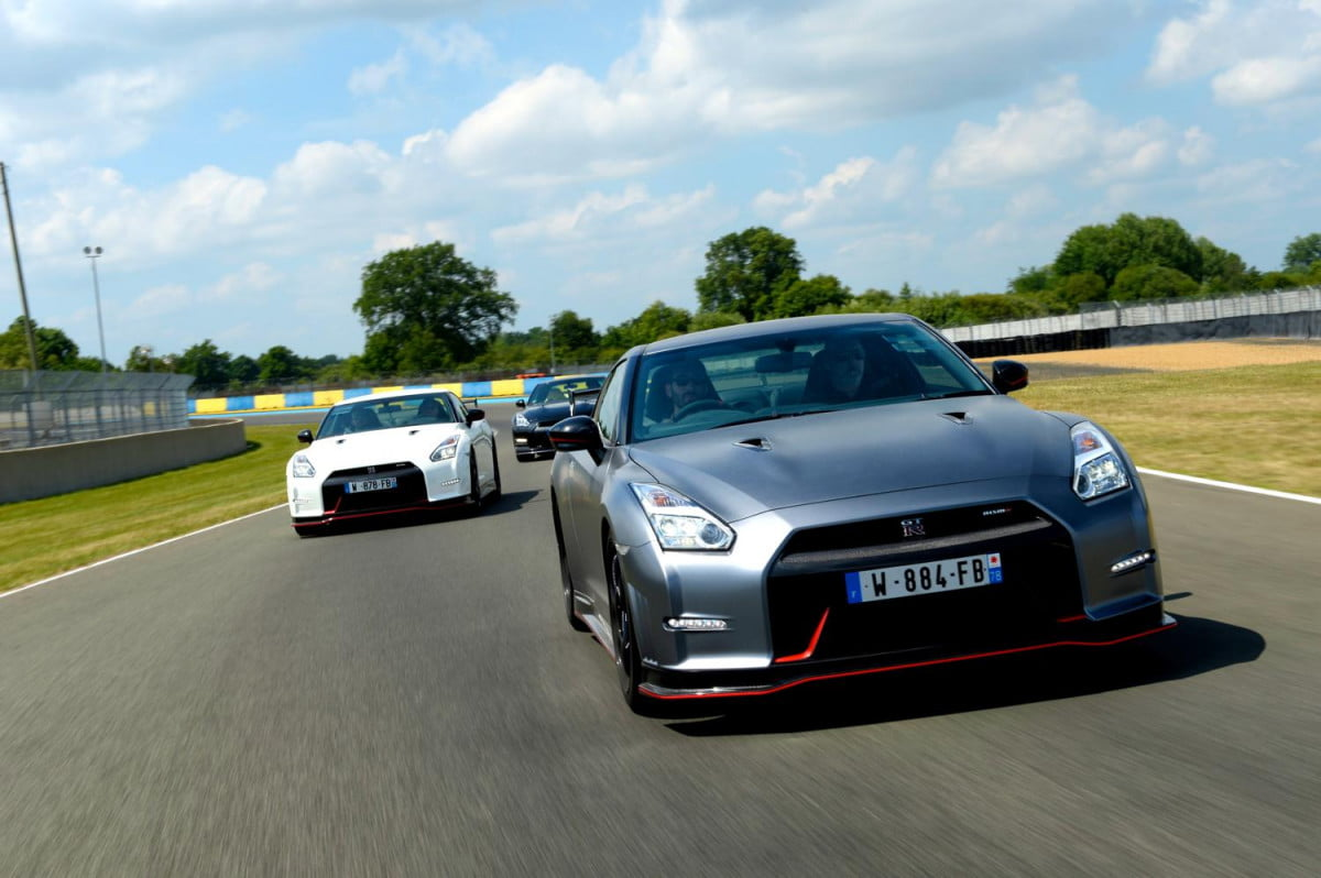 nissan gt r will go upscale  nismo