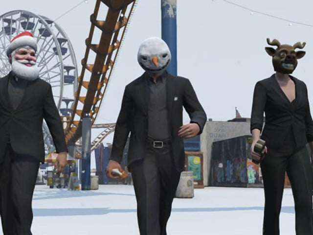 rockstar adds user created missions holiday extras gta online